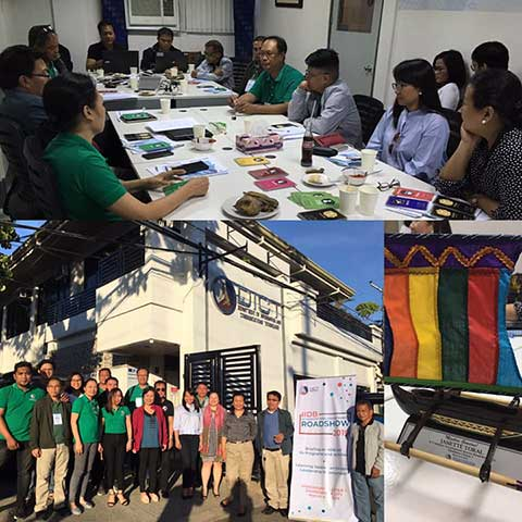 Conducted a Personal Leadership Development boot camp atDICT MC1 Zamboanga last March 5 as part of the IIDB Roadshow