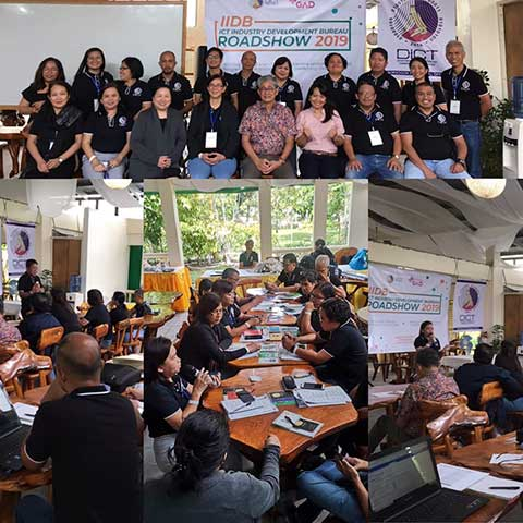 Conducted a Personal Leadership Development learning day at the IIDB Planning day 2 with DICT Luzon Cluster 3