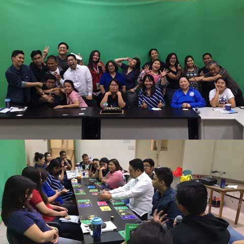 Conducted a Personal Leadership Development learning day for the DICT IIDB team