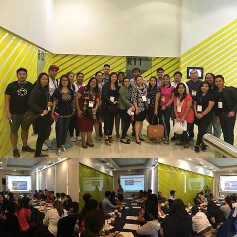 Personal Leadership Development class August 1 at WOFEX SMX MOA