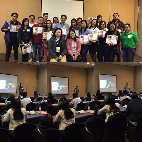 Personal Leadership Development learning session at Wofex Iloilo