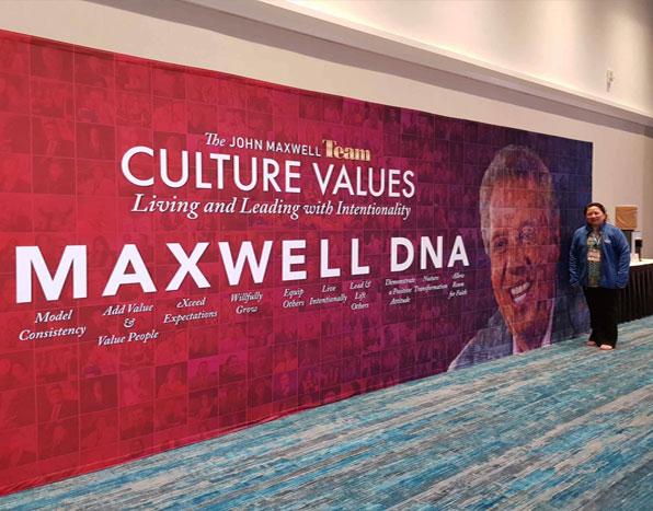 Culture Values Maxwell DNA