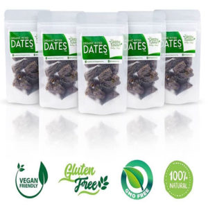 US Pitted Dates