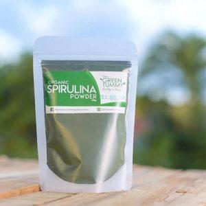 Organic Spirulina Powder
