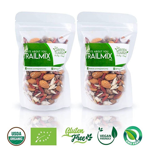 Nuts About You Trailmix